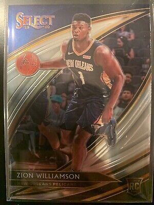 $349.99 • Buy Zion Williamson 2019-20 19-20 Panini Select Rookie Courtside SP New Orleans #297