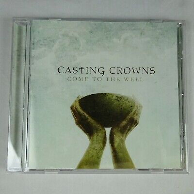 $8.10 • Buy Casting Crowns CD Come To The Well