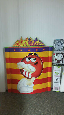 $300 • Buy M&M's Store Display As Found Scrathes Tlc Missing Green Knobs
