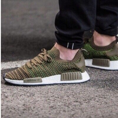 AU69 • Buy Mens ADIDAS NMD R1 STLT Trace Olive Sneakers US 11 #16202