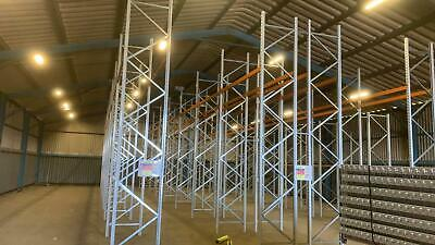 APEX INDUSTRIAL COMMERCIAL WAREHOUSE PALLET RACKING BAY (Brentwood Branch)  • 60£