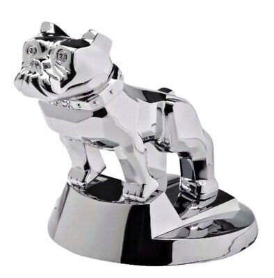 $141 • Buy Mack Trucks Official Chrome Bulldog Hood Ornament / Paperweight - Made In USA