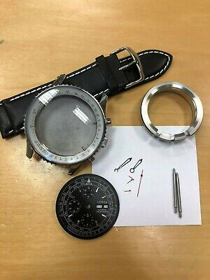 $139 • Buy LORSA Watch Kit For ETA Valjoux 7750 Movement - With All Parts -new- XXL Case X