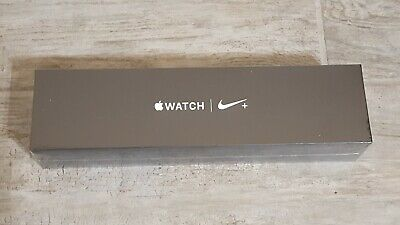 $ CDN703.81 • Buy Apple Watch Nike+ Series 4 44mm Space Gray Aluminum Black Nike Sport Band (GPS)