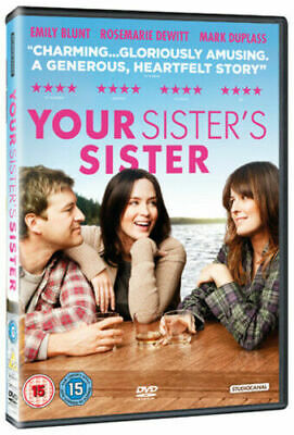 £1.79 • Buy Your Sister's Sister (DVD) (2012) Emily Blunt