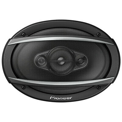 AU85.41 • Buy Pioneer TS-A6960F Speakers 4 Way 6 X9  450W Max, 90W RMS, (Inc Adaptor Plates)