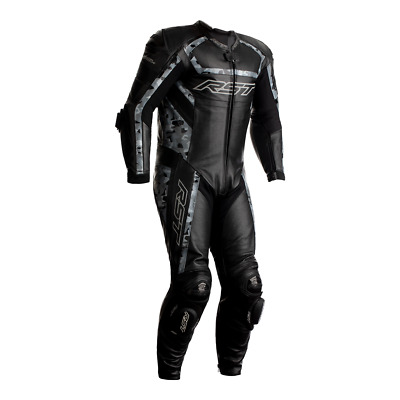 $683.34 • Buy RST Tractech Evo-R New CAMO 1PC Motorbike Motorcycle Race Suit C.E AAA Rated