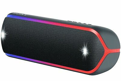 $48.99 • Buy Sony SRS-XB32 Portable Bluetooth Speaker Extra Bass-Black Made For Apple IPhone
