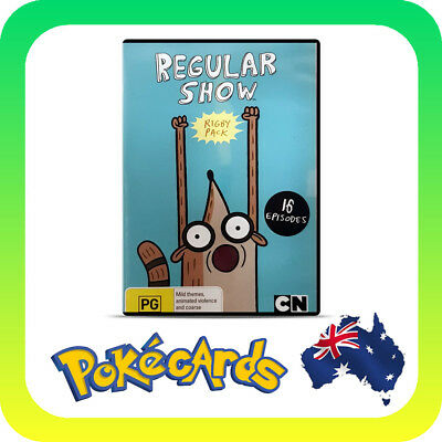 Regular Show (DVD, 2015) • 5.43£