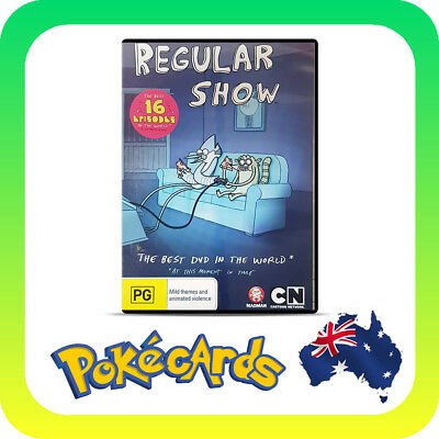 Regular Show - The Best Dvd In The World* (DVD, 2013) • 9.28£