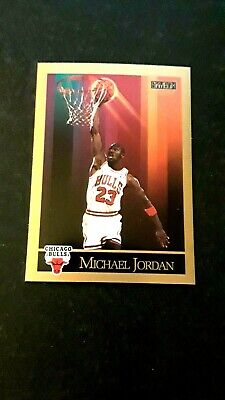 $120 • Buy 1990 Skybox Michael Jordan-golfing On Back On Card #41 In Perfect Condition