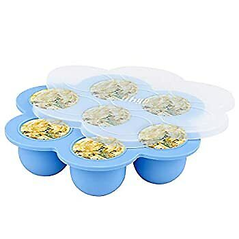 $19.99 • Buy Silicone Egg Bites Molds For Instant Pot Accessories, Reusable Baby Food Storag