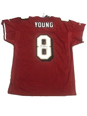 $ CDN161.93 • Buy Steve Young Autographed Jersey