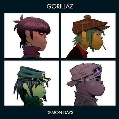 Demon Days - Gorillaz (CD) (2005) • 1.79£