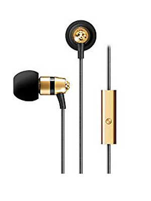 $ CDN41.40 • Buy MEElectronics Crystal In-Ear Headphones With Microphone Swarovski Gold Crystals