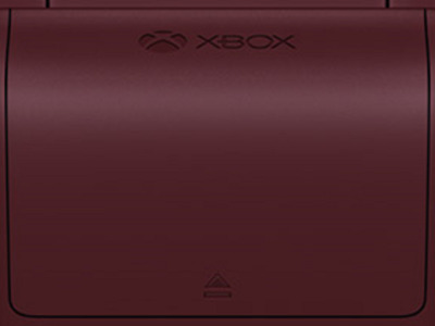 $8.99 • Buy Official Microsoft Brand Red Battery Cover Door For Xbox One Controller NEW