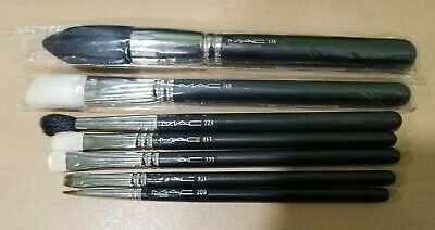 $200 • Buy Mac 138, 168, 217, 224, 231, 239, 209 Brushes Made In Japan/france