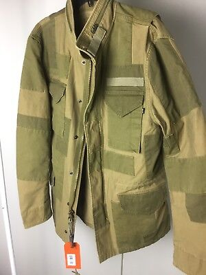$ CDN201.37 • Buy NEW Limited Alpha Industries M-65 CONSTRUCT Field Jacket Men's Large