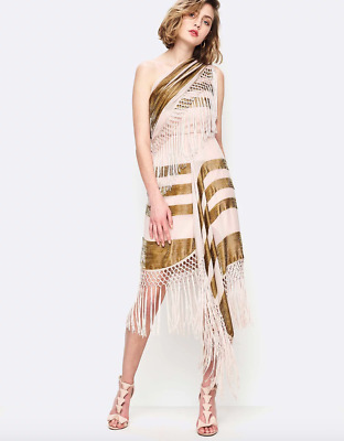 AU120 • Buy Bnwt Alice Mccall Nude For Her Dress - Size 14 Au/10 Us (rrp $490)