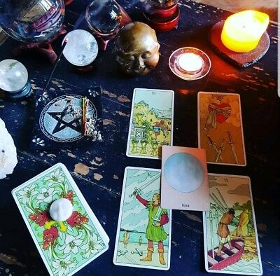 Psychic Tarot Reading - Five Cards 🔮 (Written Reading Received By Email) • 4.99£