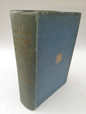 A History Of The Cambridge University Cricket Club 1820-1901 By WJ Ford • 25£
