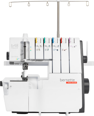 $999.99 • Buy Bernina Bernette Funlock B48 Overlock & Coverstitch Serger New In Box