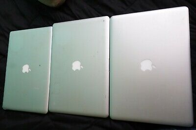 $ CDN172.76 • Buy Lot Of 3 2008 Apple 15  MacBook Pro A1286 Laptop Computers For Parts/Not Working