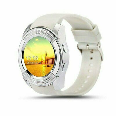 AU16.99 • Buy Bluetooth Smart Men Women Watch Wrist Phone Mate Touch Screen For IOS Android AU