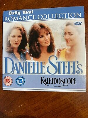 Daily Mail DVD - Romance Collection - DANIEL STEEL'S - 'Kaleidoscope' • 1.99£