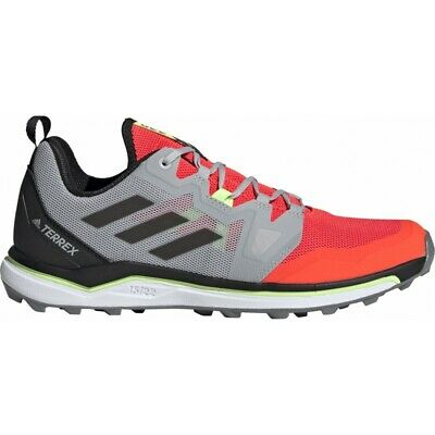 AU278.99 • Buy Mens Adidas Terrex Agravic Mens Trail Running Shoes - Red 0
