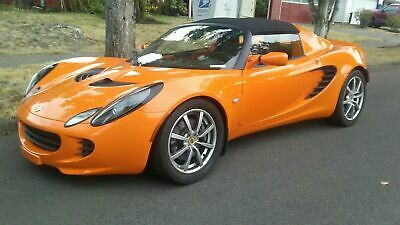 $ CDN1974.35 • Buy Great Condition Lotus Elise Exige Black Soft Top Convertible Roof Only