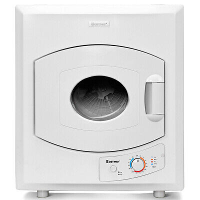 View Details Secadora De Lavanderia Electric Tumble Compact Laundry Dryer SSteel Wall Mounted • 508.19$