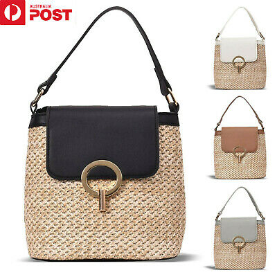 AU9.99 • Buy Women Fashion Handbags Tote Bag Shoulder Bag Ladies Cross Body Messenger Satchel