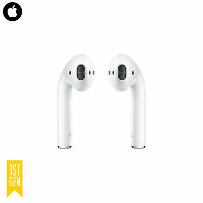 $ CDN167.81 • Buy Apple Airpods Headsets Original 1st Gen In Ear Bluetooth Select Right Or Left