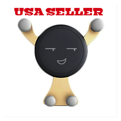 $9.75 • Buy Universal Car Accessories Air Vent Mount Holder Stand Google Smart Phone USA