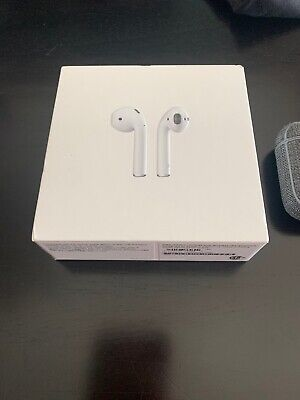 $ CDN209.35 • Buy Apple AirPods 2 With Wireless Charging Case And OEM Box White - 2ND GEN!