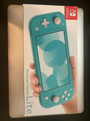 $ CDN408.96 • Buy Nintendo Switch Lite Console - Turquoise Free Fast Ship