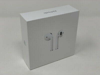 $ CDN167.82 • Buy AirPods 2nd Generation 2 Apple With Wireless Charging Case MV7N2AM/A