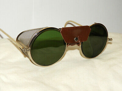 $300 • Buy Vintage New Mint 1930s Willson Sunglasses Safety Glasses Goggles Usa
