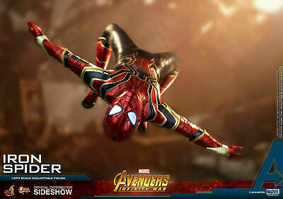 $ CDN451.24 • Buy Iron Spider - Spider-man - Avengers Infinity War (MMS482) 1/6 By Hot Toys New!