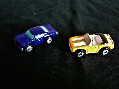 $8.50 • Buy EXCELLENT!! Micro Machines CHEVROLET: '68 Camaro Convertible & '70 Chevelle SS