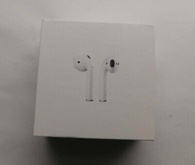 AU184.99 • Buy Apple AirPods (MV7N2ZA/A) With Charging Case - White
