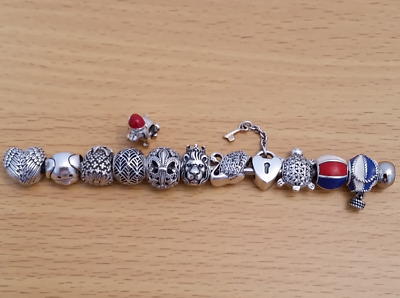 AU45 • Buy Authentic Pandora Charm - Retired Assorted (charms Sold Separately)