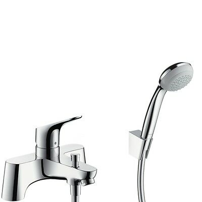 Hansgrohe Metris Single Lever Low Pressure Deck Mounted Bath And Shower Mixer • 229£
