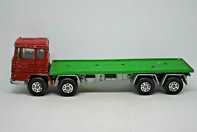 1:64 MIRA 4-Axle PEGASO Flat-Bed Truck For Pallets Or CONTAINER Load Spain Made  • 13.34£