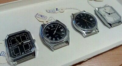 $ CDN190.93 • Buy Gift Vintage Set Of Four New  Watches    POLJOT POLIOT   Made In USSR NEW