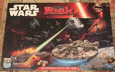 $11.10 • Buy Star Wars Risk The Reimagines Galactic Risk Game