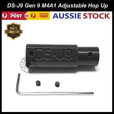 AU19.99 • Buy Gen 9 M4A1 Adjustable Nylon Hop Up J9 Gel Blaster Toy DSJ9 Hopup 7-8mm Upgrade