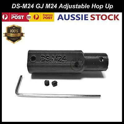 AU19.99 • Buy GJ M24 Adjustable Nylon Hop Up GangJiang Gel Blaster DSM24 Hopup 7-8mm Upgrade