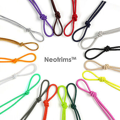 $ CDN7.55 • Buy 3mm Elastic Shock Cord For Face Mask,Bungee Rope Sailing,Crafts Garment,Neotrims